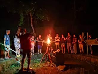 前進部落冒險  青年壯遊點成暑假熱門去處