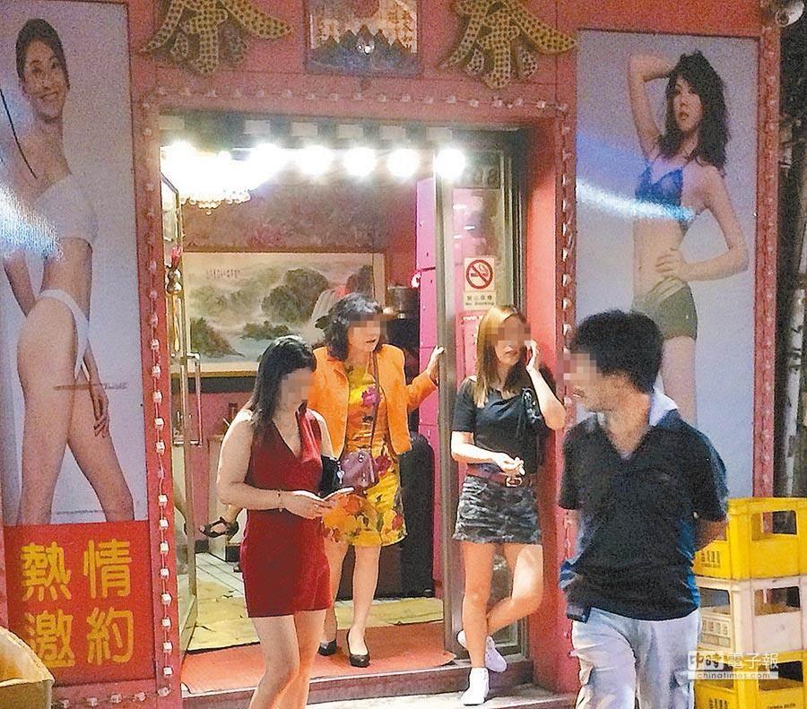 萬華區阿公店。(中時資料照 陳怡誠攝)