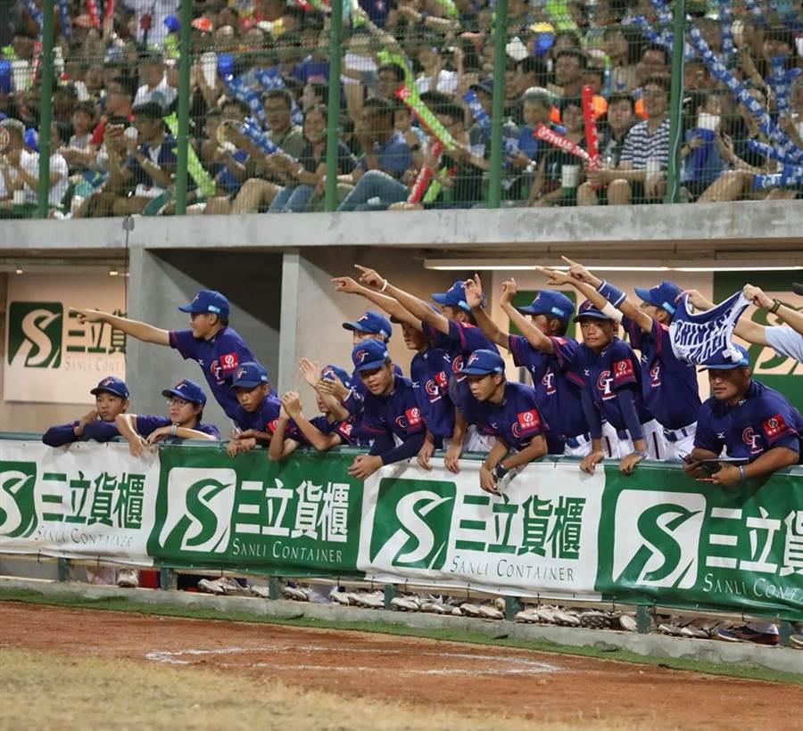U12中華隊拿下冠軍,總教練李國強覺得並不意外。(中華棒協提供)