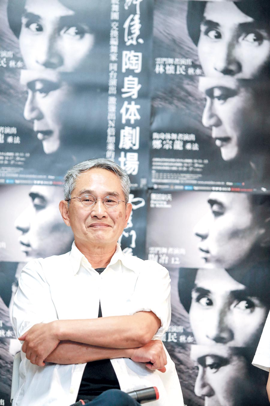 備受國際尊崇的編舞家林懷民,今年年底將從他創辦的雲門舞集退休,退休前規劃了最後一套節目。圖/鄧博仁