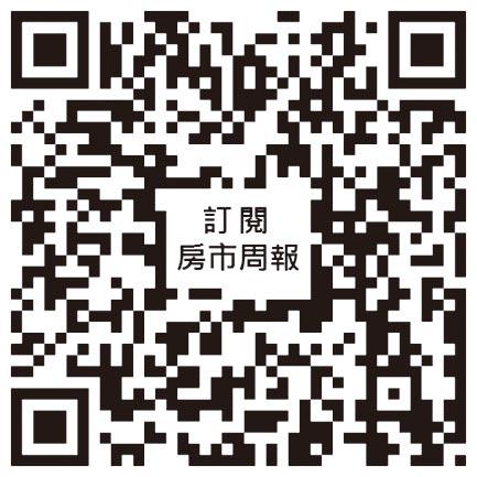 房市周報QR Code。