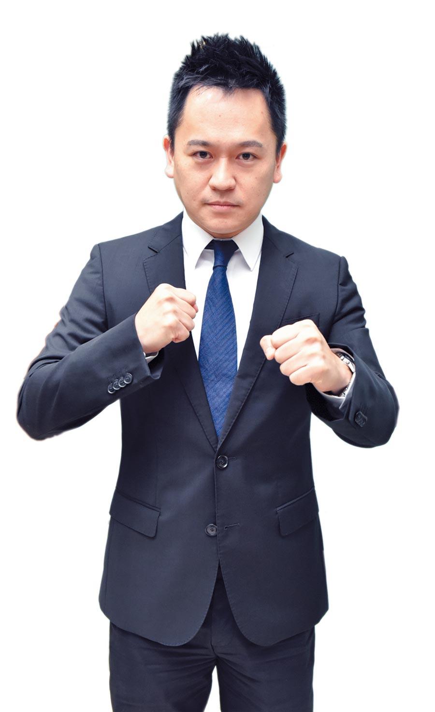 永誠國際投顧分析師陳杰瑞