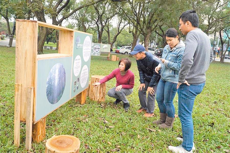 新竹縣政府多次與新竹縣永泰林業生產合作社,共同舉辦相關活動,帶領民眾認識國產材之美及應用。(本報資料照片)