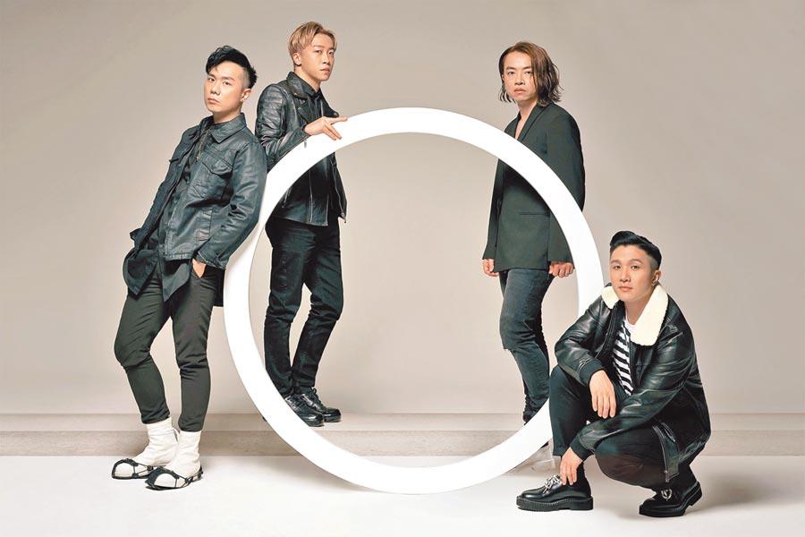 香港熱血樂團Supper Moment推出首張國語專輯,將在下周來台展開宣傳。