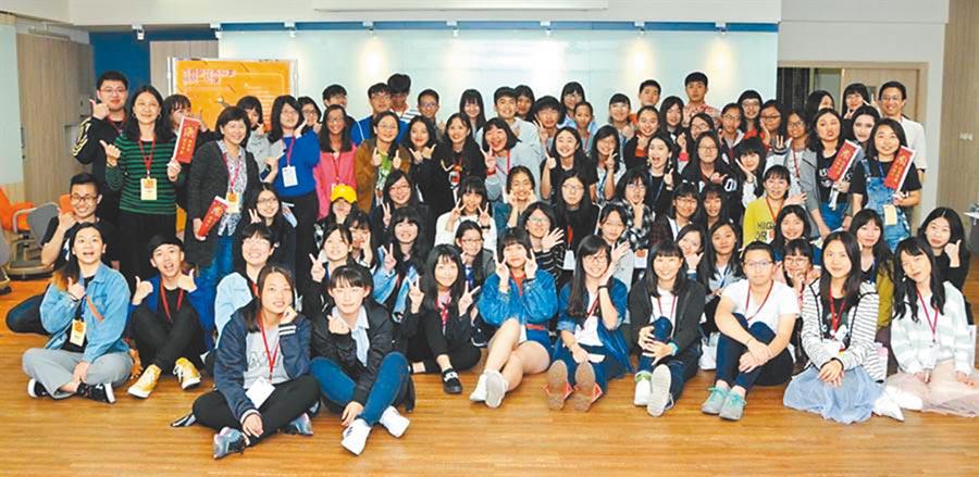 靜宜大學西文系「西語新世界探索營」特色營隊,吸引高中職生搶報名。