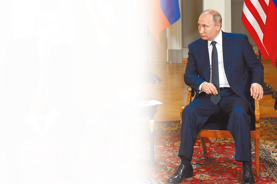 俄羅斯總統普丁。(新華社資料照片)