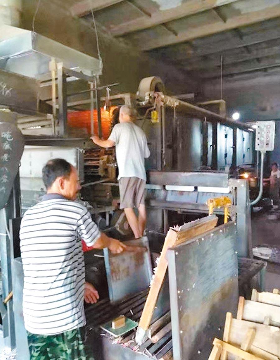 杭州火柴廠。(取自微博@杭州日報)
