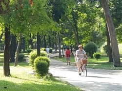 南市巴克禮公園封園2周 今重新開放
