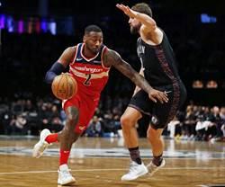 NBA》被譏大爛約 巫師隊沃爾悲憤