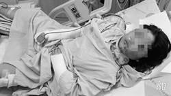 小4女爬欄杆小2男推一把 墜2樓全身骨折內臟撕裂