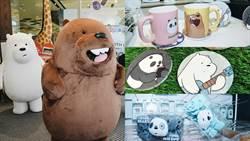 熊熊出沒!超人氣主題快閃店就在新光三越南西三館