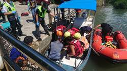 關渡橋驚傳落水  60歲男失去呼吸心跳