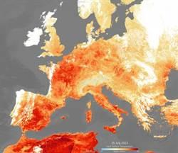 赤炎炎! 今年7月是有史以來最熱月份