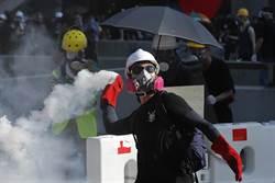 全港爆混亂!港警至少拘82人 天水圍76人涉非法集會