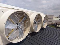 晉有開發變頻DC馬達 負壓風扇更省電