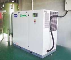 瑞明陳推RTMV伺服螺旋式高效空壓機