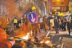 兩場示威遊行 警再祭催淚彈清場!不滿港府 全港今發動大罷工