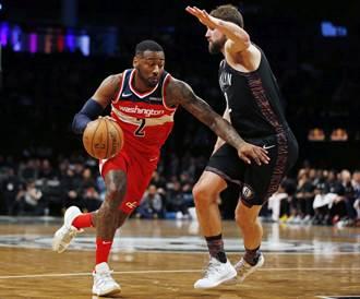 NBA》沃爾支持厄文 身體健康也不會參加復賽