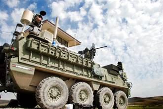 史崔克裝甲車為平台 美首款實戰高能雷射砲成型