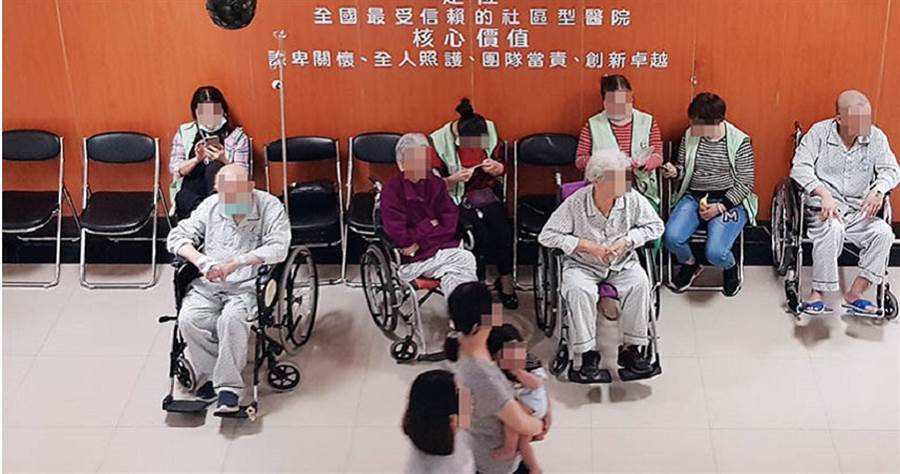 高齡化社會的來臨,長照看護人力短缺,各大醫院出現合作社經營模式的看護仲介。