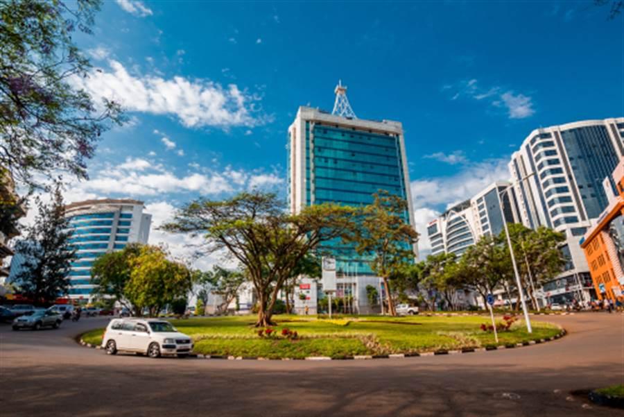 盧安達街道乾淨整潔(圖片取自/達志影像)