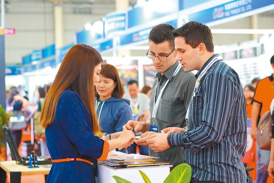 THS台灣五金展,每年皆吸引許多國際買家前來參觀。    圖/業者提供
