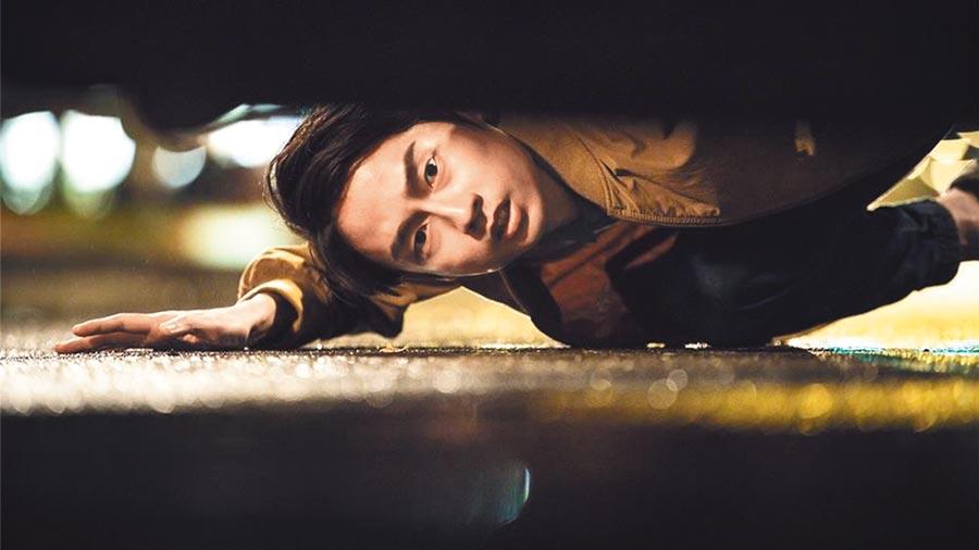 大鶴拍攝《肇事者逃逸》時體會到生死一瞬間。