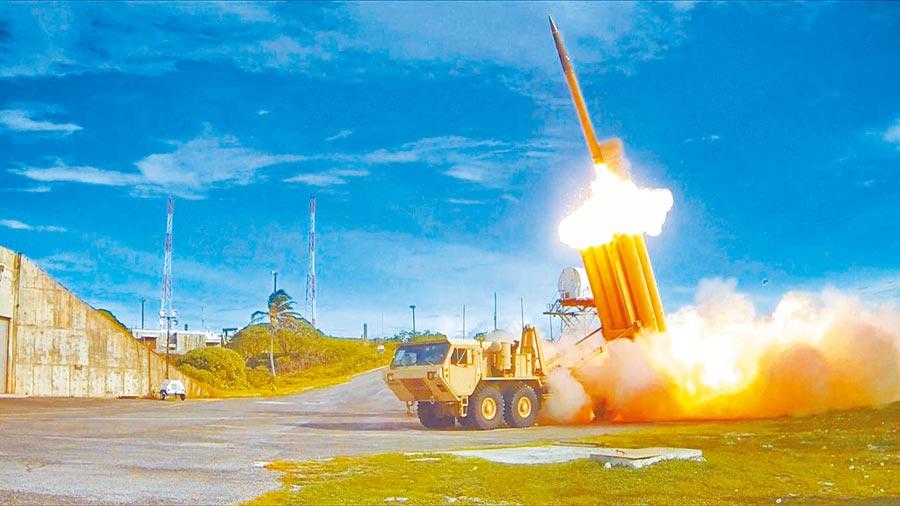 美軍薩德飛彈防禦系統。(取自美國陸軍官網)