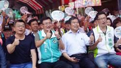 台中立委第六選區戰況激烈!李中力戰黃國書