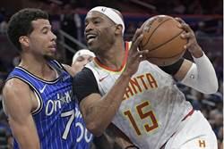 NBA》卡特續留老鷹 拚第22季寫紀錄