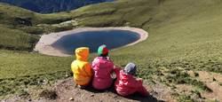 嘉明湖前最暖的風景 母親一席話感動眾山友