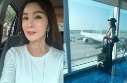 63歲還這麼美!陳美鳳解放半球露腿根完勝新娘