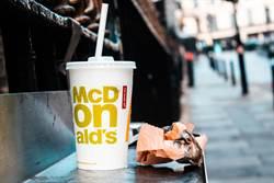 更環保?麥當勞認紙吸管無法回收 塑膠製可