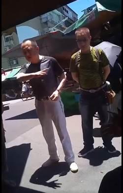小兒麻痺攤商 怒控松聯幫大哥恐嚇
