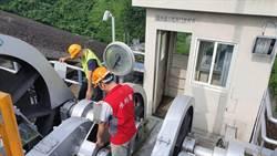 利奇馬颱風逼近  曾文水庫將進行調節性放水及排砂作業