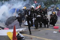 香港三罷對峙升高  港警單日逮捕148人