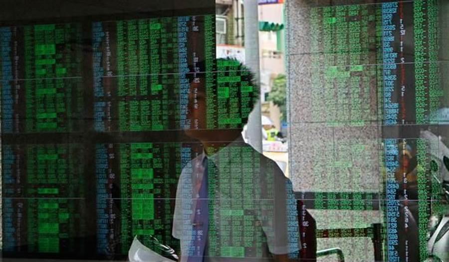 台股重挫逾200點。(本報系資料照片)