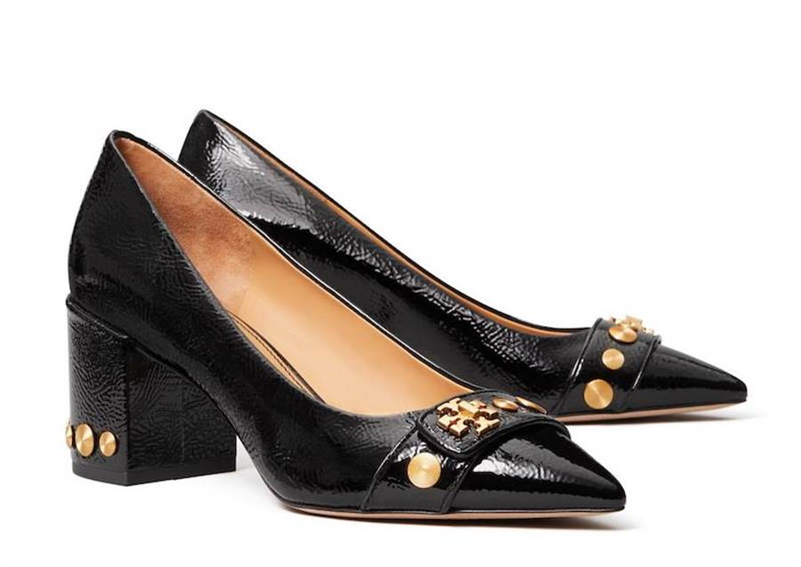 Tory Burch尖頭高跟鞋,1萬6900元。(Tory Burch提供)