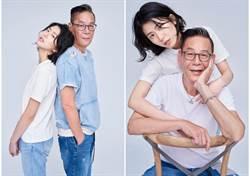 龍劭華帶前世情人亮相  漂亮女兒令人驚艷