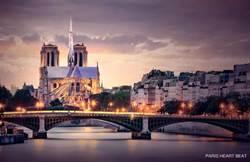 巴黎聖母院重建設計競賽 大陸建築師奪冠