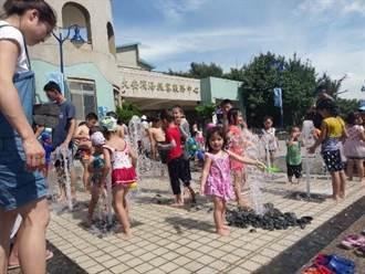 大安濱海樂園成海線新亮點  市府持續投資建設