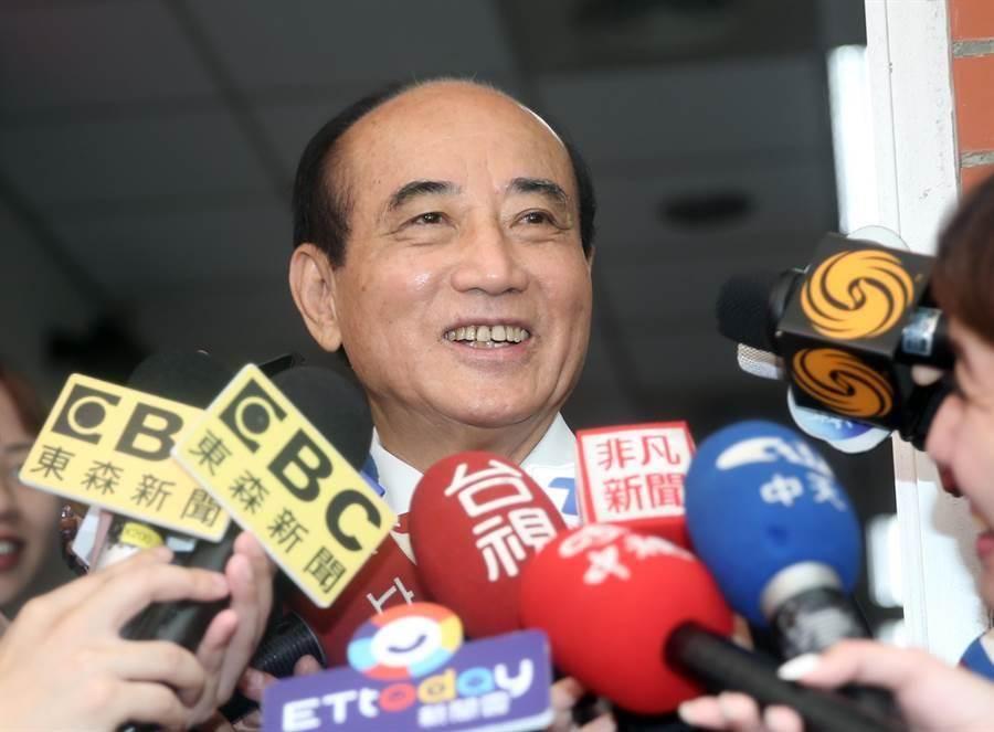 前立法院長王金平。(圖/本報系資料照)