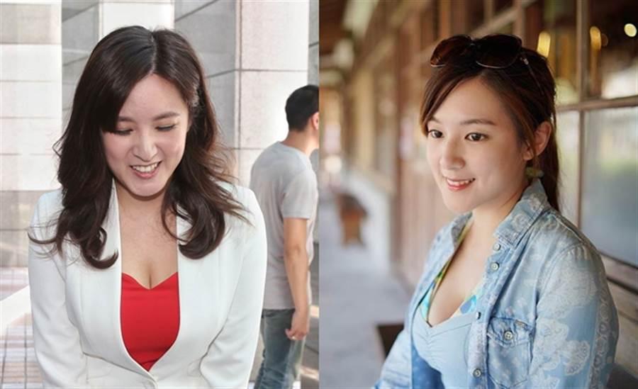 韓國瑜競選總部發言人由台視主播何庭歡擔任。(資料照片)