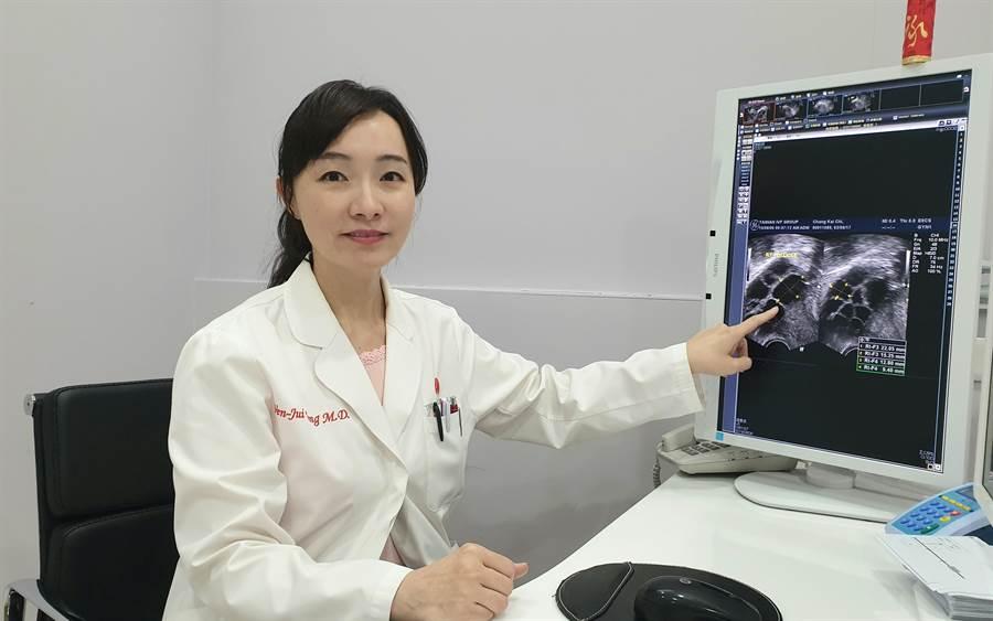 艾微芙國際生殖醫學中心機構主持人楊文瑞醫師呼籲,捐贈者須慎選合格專業的醫療場所諮詢、評估。(莊旻靜翻攝)