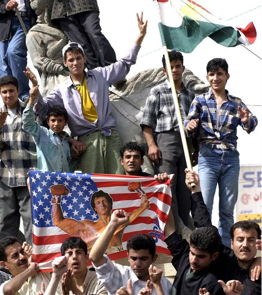 土耳其把庫德族當恐怖份子,但庫德族是相當親美的,美國在道義上和法理上都不能抛棄庫德族。(圖/路透社)
