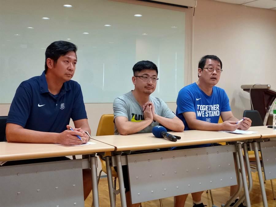 中華籃協召開球團會議,敲定12月14和平籃球館開打,洋將也有新規範。(黃邱倫)