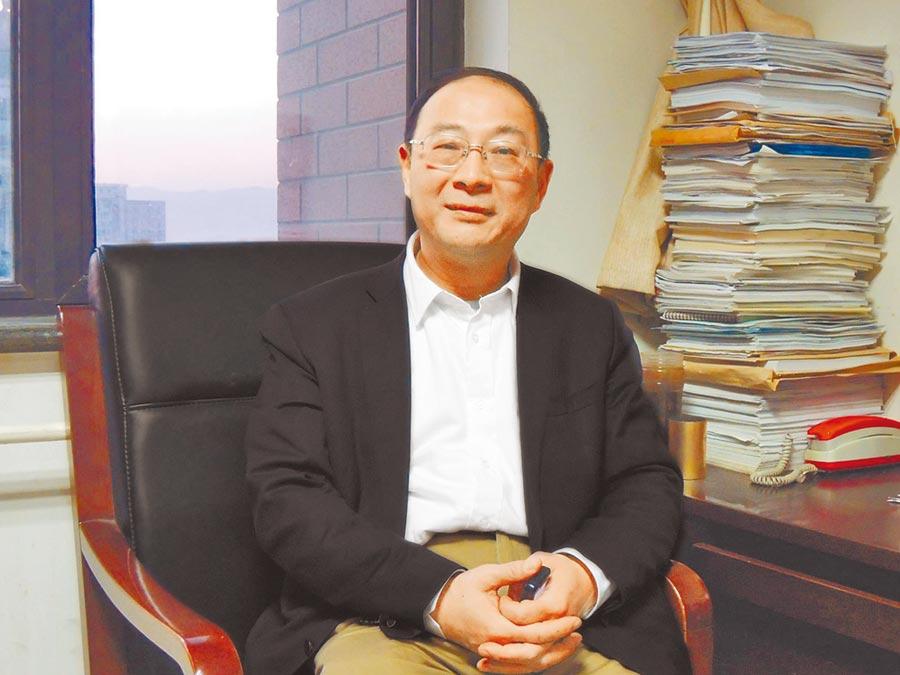 中國人民大學國關學院副院長金燦榮。(本報系資料照片)