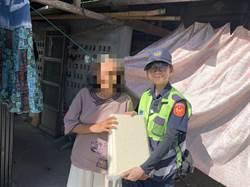 為善不欲人知 玉里警察分局獲贈愛心2000公斤白米