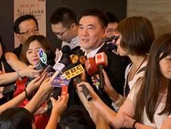 王金平質疑黨中央整合  郝龍斌:晚總比不做好