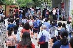 指考放榜  台北大學首度超越中興